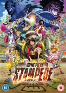 ANIME  - DVD ONE PIECE: STAMPEDE