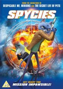 ANIMATION  - DVD SPYCIES