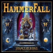 HAMMERFALL  - 3xCD LEGACY OF.. -ANNIVERS-