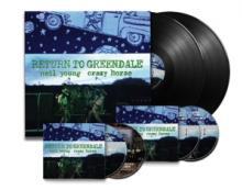YOUNG NEIL & CRAZY HORSE  - 6xCD RETURN TO GREEN..
