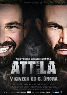FILM  - DVD ATTILA