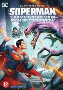 ANIMATION  - DVD SUPERMAN MAN OF TOMORROW