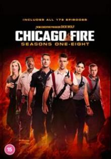 TV SERIES  - DVD CHICAGO FIRE.. -BOX SET-