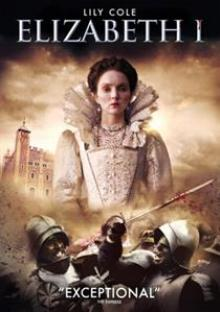 TV SERIES  - DVD ELIZABETH I