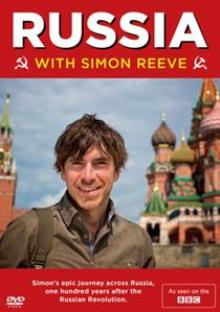 DOCUMENTARY  - DVD RUSSIA WITH SIMON REEVE