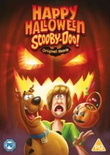 ANIMATION  - DVD SCOOBY-DOO: HAPPY..