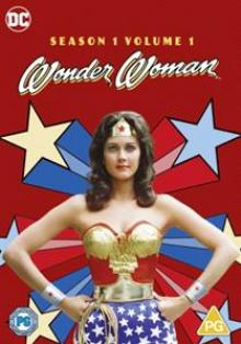 TV SERIES  - DVD WONDER WOMAN SEASON 1 -..