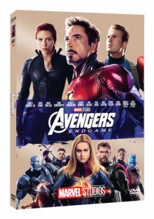 FILM  - DVD AVENGERS: ENDGAM..
