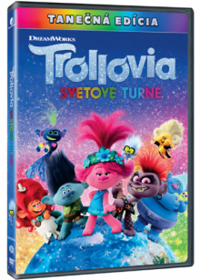 FILM  - DVD TROLLOVIA: SVETOVE TURNE (SK)