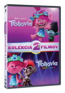 FILM  - 2xDVD TROLLOVIA KOLEKCIA 1.+2. 2DVD (SK)