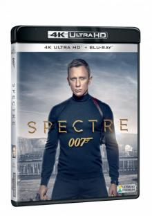 FILM  - 2xBRD SPECTRE 2BD (UHD+BD) [BLURAY]