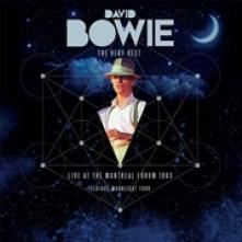 DAVID BOWIE  - CD+DVD THE VERY BEST..