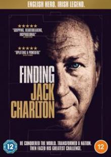 DOCUMENTARY  - DVD FINDING JACK CHARLTON