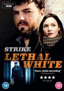 TV SERIES  - DVD STRIKE: LETHAL WHITE