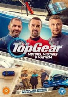 TV SERIES  - DVD TOP GEAR: MOTORS,..