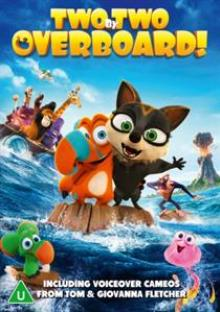 ANIMATION  - DVD TWO BY TWO: OVERBOARD!