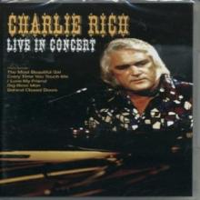 RICH CHARLIE  - DVD LIVE IN CONCERT