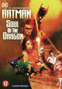 ANIMATION  - DVD BATMAN: SOUL OF THE..