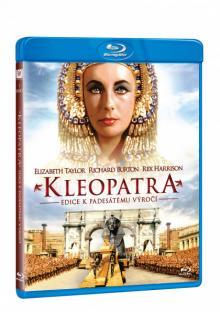 FILM  - 2xBRD KLEOPATRA 2BD ..