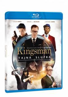 FILM  - BRD KINGSMAN: TAJNA SLUZBA BD [BLURAY]