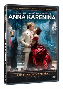 FILM  - DVD ANNA KARENINA