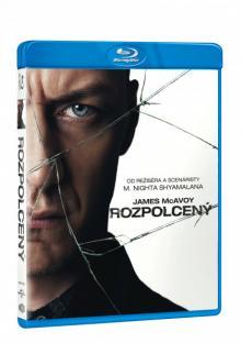 FILM  - BRD ROZPOLCENY BD [BLURAY]