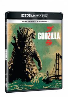 FILM  - 2xBRD GODZILLA 2BD (UHD+BD) [BLURAY]