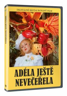 FILM  - DVD ADELA JESTE NEVE..
