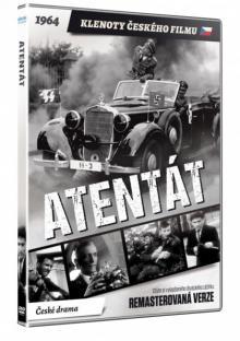 FILM  - DVD ATENTAT DVD (REMASTEROVANA VERZE)