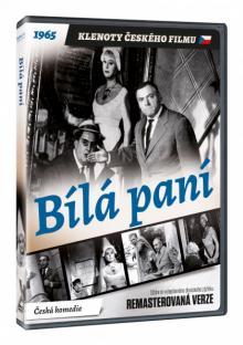 FILM  - DVD BILA PANI DVD (REMASTEROVANA VERZE)