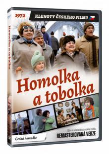 FILM  - DVD HOMOLKA A TOBOLK..