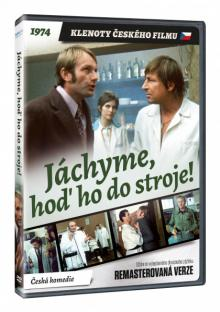 FILM  - DVD JACHYME, HOD HO ..