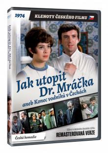 FILM  - DVD JAK UTOPIT DR. M..