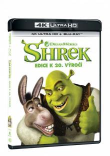 FILM  - 2xBRD SHREK 2BD (UHD+BD) [BLURAY]