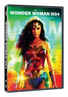 FILM  - DVD WONDER WOMAN 1984