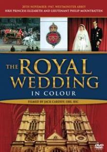 DOCUMENTARY  - DVD ROYAL WEDDING IN COLOUR