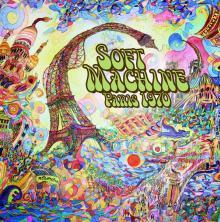 SOFT MACHINE  - CD+DVD PARIS 1970