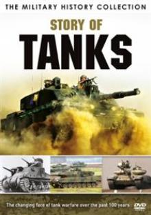 MILTARY HISTORY COLLECTION  - DVD STORY OF TANKS