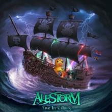 ALESTORM  - 3xVINYL LIVE IN TILBURG -LP+DVD- [VINYL]