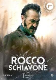 TV SERIES  - DVD ROCCO SCHIAVONE SEASON 4
