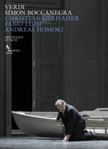 VERDI G.  - DVD SIMON BOCCANEGRA