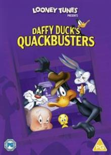 ANIMATION  - DVD DAFFY DUCK'S QUACKBUSTERS