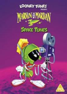 ANIMATION  - DVD MARVIN THE MARTIAN:..