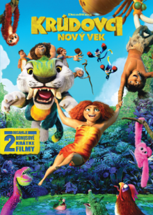 FILM  - DVD KRUDOVCI: NOVY VEK (SK)