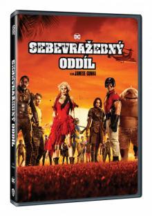 FILM  - DVD SEBEVRAZEDNY ODDIL (2021)
