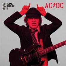 AC/DC  - KAL AC/DC 2022 OFFICIAL CALENDAR
