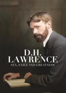 DOCUMENTARY  - DVD D.H. LAWRENCE: SEX,..