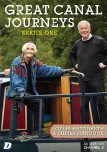 TV SERIES  - DVD GREAT CANAL JOURNEYS..