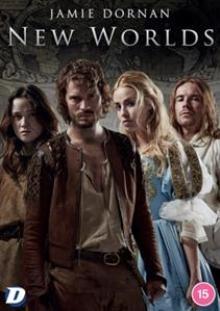 TV SERIES  - DVD NEW WORLDS