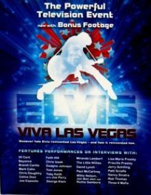 PRESLEY ELVIS  - DVD VIVA LAS VEGAS